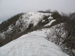 上谷山は、すぐそこ