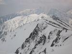 横尾岳と空木岳