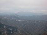 横山岳と金糞岳